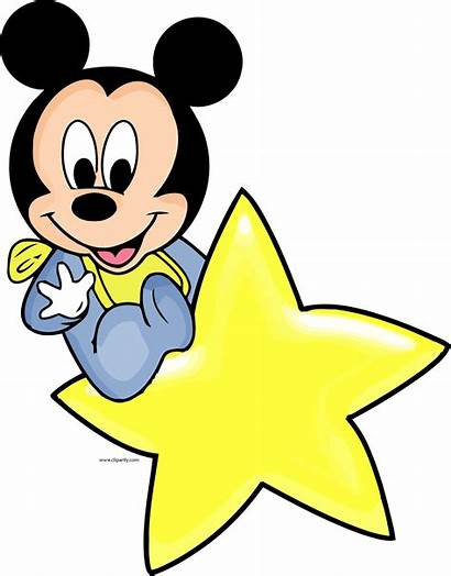 Clipart Star Mickey Mouse Disney Transparent Minnie