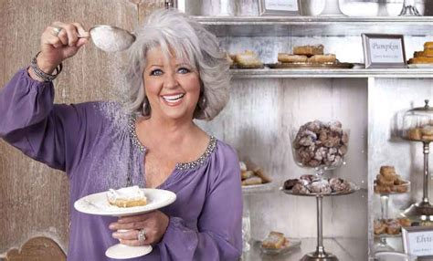 After recently confirming she does have type 2 diabetes in an interview with al roker on today, yesterday deen was caught on staying on the donut theme, paula has combined two great desserts into one delicious mess. Holiday Cherry Cheesecake   Paula Deen