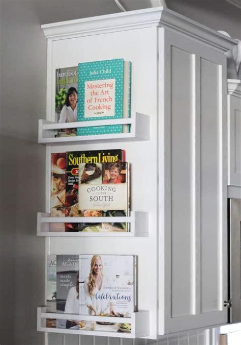 kitchen cookbook storage kitchen organization inspiration inspiration for 3411
