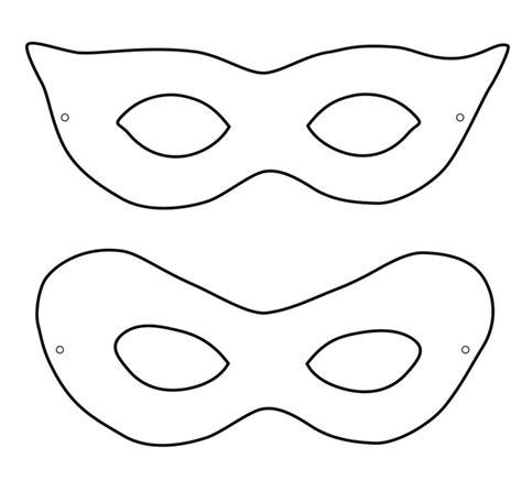 Ausmalbilder fasching karneval ausmalbilder karneval malvorlagen. Kinder Fasching Maske - 22 Ideen zum Basteln & Ausdrucken ...