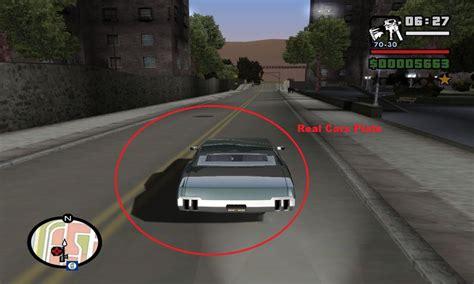 Gta San Andreas Realistic Car Textures Mod