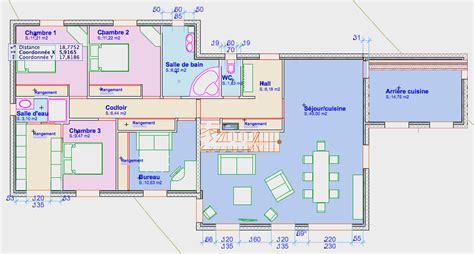 chambre d implantation pour chimio maison plain pied sur sous sol atelier sur parcelle de