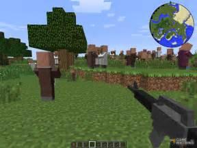 Stefinus 3D Guns Mod Minecraft