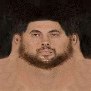 Male Face Beard | 3D Texture Maps | Pinterest | Male face ...