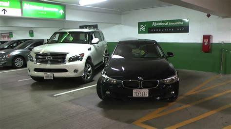 National Rent A Car San Francisco Youtube