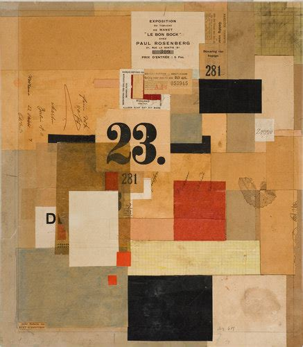 kurt schwitters exhibition  princeton museum review