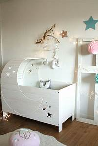 Lit Bed Up : creme anglaise lit lune crib nursery le petit prince pinterest lights babies and nursery ~ Preciouscoupons.com Idées de Décoration
