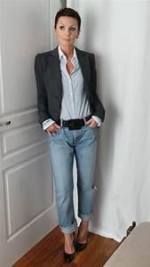 Vetement Femme 50 Ans Tendance : les 25 meilleures id es de la cat gorie mode femme 50 ans ~ Melissatoandfro.com Idées de Décoration