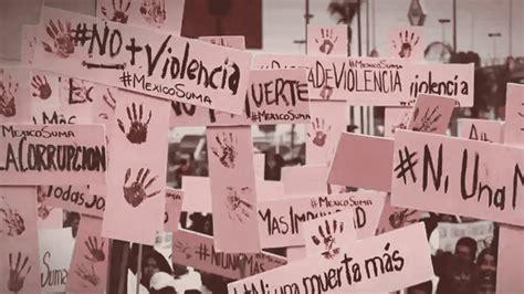 Cada 24 Horas Asesinan A Siete Mujeres En México