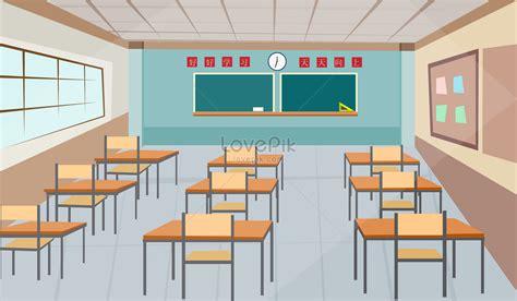 ruang kelas gambar  gratis ilustrasi