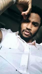 Trey Songz | Trey Songz | Trey songz, Tyga, Afro men