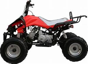 Atv Quad 110cc Chinese Atv Quad Bike 110cc 125cc For Sale
