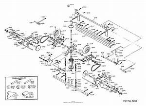Country Clipper Belt Diagram