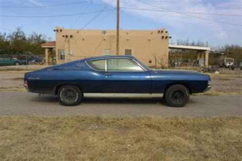 68 Ford Fairlane Fastback by Baby Got Back 1968 Ford Fairlane 500 Fastback