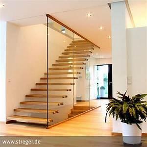 Treppe Mit Glas : die besten 25 treppe ideen auf pinterest ~ Sanjose-hotels-ca.com Haus und Dekorationen