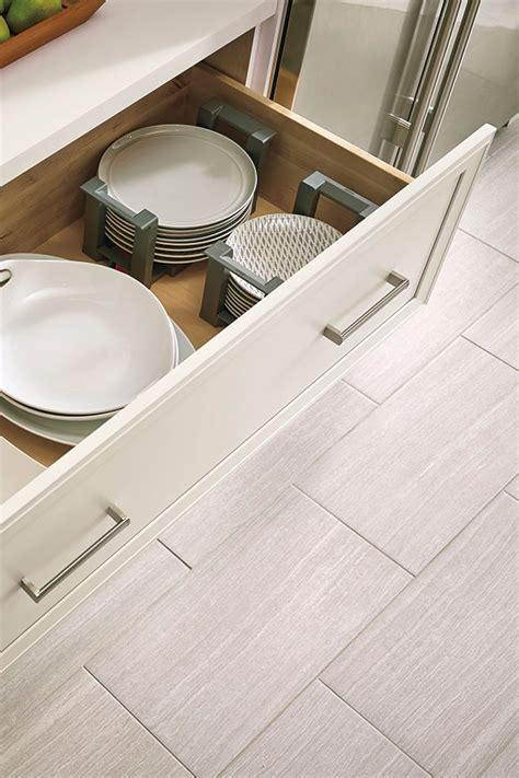 wide cabinet drawer  plate holder kitchen craft