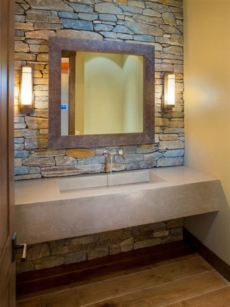 concrete vanity ideas pictures remodel  decor