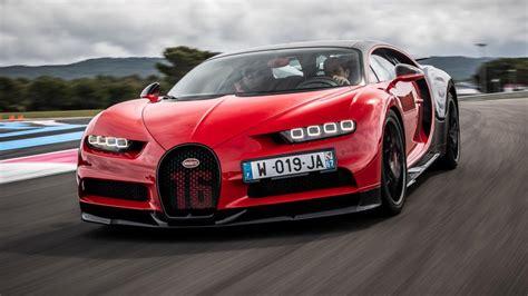 Bugatti Test Track by Bugatti Chiron Sport Review Track Friendly Speed Machine