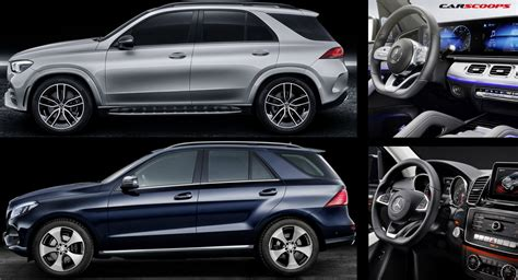 How Does The New 2019 Mercedes Gle Compare To Its