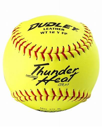 Softball Nfhs Fastpitch Thunder Heat Pack Spalding