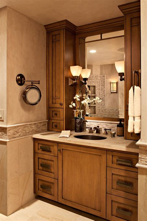 Spa Vanities For Bathrooms by The Drawers So Much Storage In A Small Space