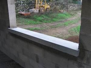 Appui De Fenêtre Intérieur : appuis suite construction de ma future villa ~ Dailycaller-alerts.com Idées de Décoration
