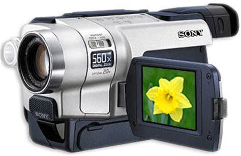 camescope sony ccd trv218e hi8 8mm bon etat de fonctionnement ebay