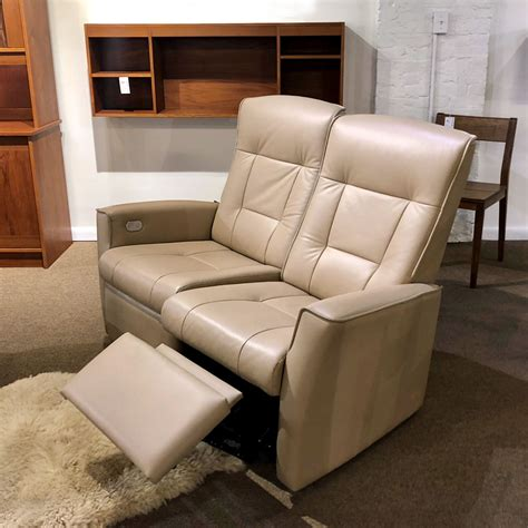 Fjord Ulstein by Fjords Ulstein Two Seat Power Recliner Sofa