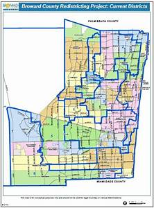 Who's Proposing New Broward County Commission Districts ...