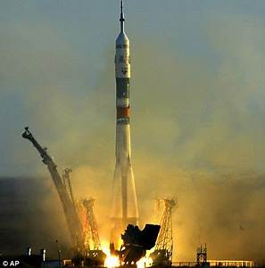 Russian Space Station Rocket - Pics about space