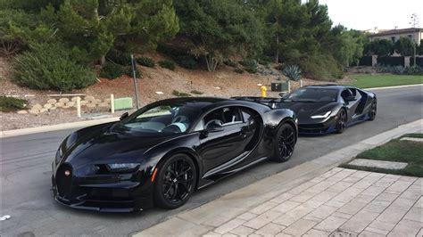 Redazione sardegna live il numero 7 della juventus, cristiano ronaldo, non passa certo inosservato. The $3.5Million Bugatti Chiron ft. the Lamborghini Centenario - YouTube