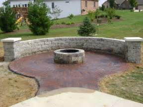 Menards Deck Plans by Weilbacher Landscaping Paver Amp Flagstone Patios And