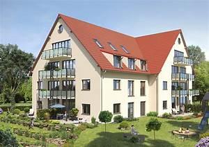 rendering mehrfamilienhaus mit balkon und garten belebt With französischer balkon mit 3d garten 11