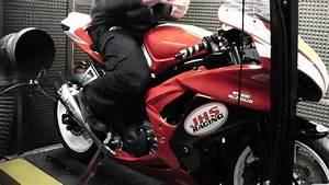 Dyno  Jhs Racing Sfv650 Gladius Minitwin