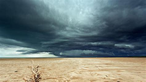 stormy desert hd wallpaper wallpaper studio  tens