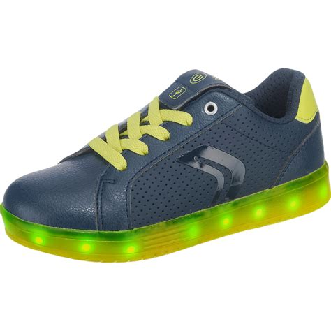 sneaker mit led sohle sneakers mit led sohle f 252 r jungen geox mytoys
