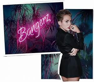 "Carter & Zandu Press: Cover Art: Miley's ""Bangerz"" Cover ..."