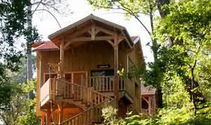 Cabane De Luxe : cabanes dans les arbres avec spa aquitaine ~ Zukunftsfamilie.com Idées de Décoration