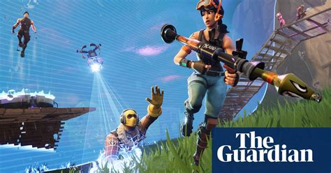 Why Cant People Stop Playing Fortnite Games The Guardian