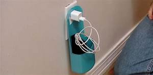Plastic Bottle Cell Phone Charging Station