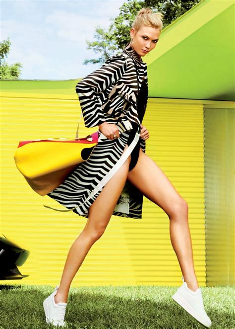 Dreaming Dior Karlie Kloss Tom Munro For Glamour