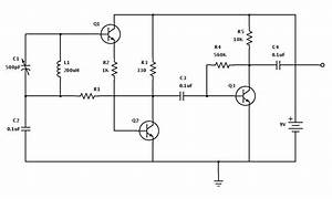 Am Receiver Circuit