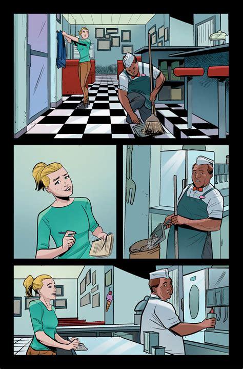 riverdale  preview  comics news