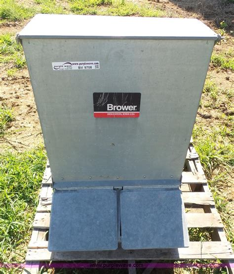 brower hog feeder vehicles and equipment auction in tonganoxie kansas by