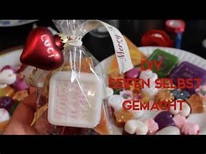 Seife Mit Rohseife Selber Machen : diy geschenk seife selber machen weihnachten mit den ~ Lizthompson.info Haus und Dekorationen