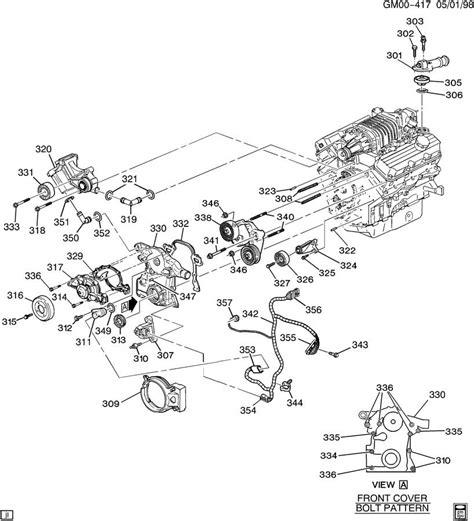 Buick Lesabre Engine Diagram Automotive Parts