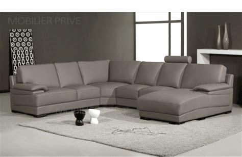 vente privée canapé cuir ventes privees canape maison design wiblia com
