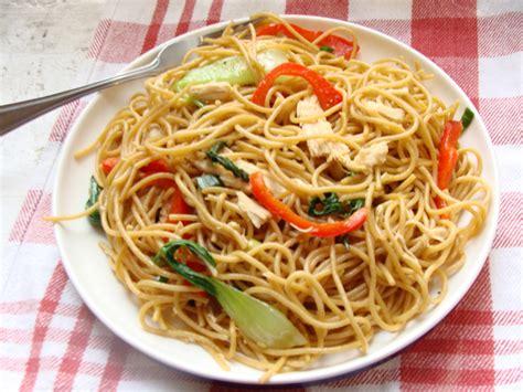 chicken noodles chicken fried noodles recipe evernewrecipes com