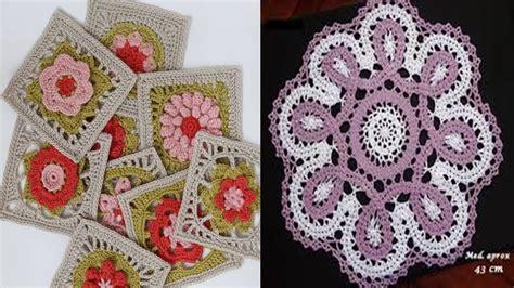 el paso a paso como tejer tapetes decorar el hogar tejidos a crochet n 186 01 youtube