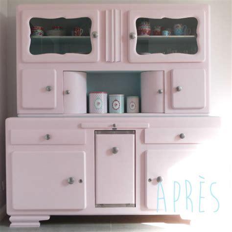 meuble de cuisine retro inspirations déco repeindre un meuble vintage